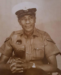 Exit of a Policeman Inspector James Kalu Obiegwu from Igbere